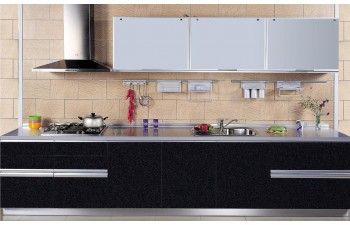 china-top-quality-modular-black-acrylic-kitchen-cabinet-for-modern – Copy