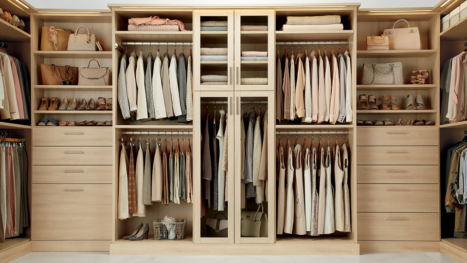 Custom-Closet-Design-Closet-Maker Walk in Wardrobes