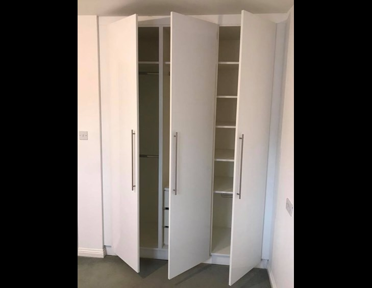 saif-8 Fitted Wardrobes